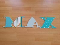houten letters MAX