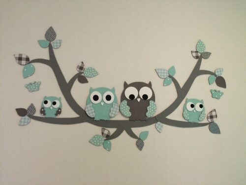 houten-muurdecoratie